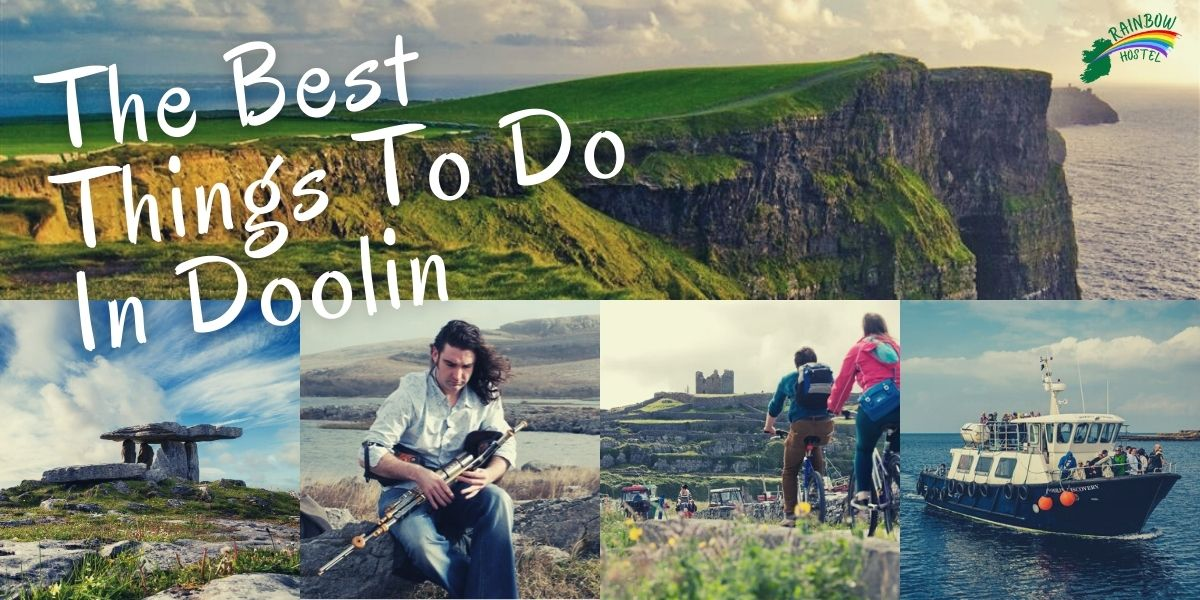 Best Things to do in Doolin - Rainbow Hostel