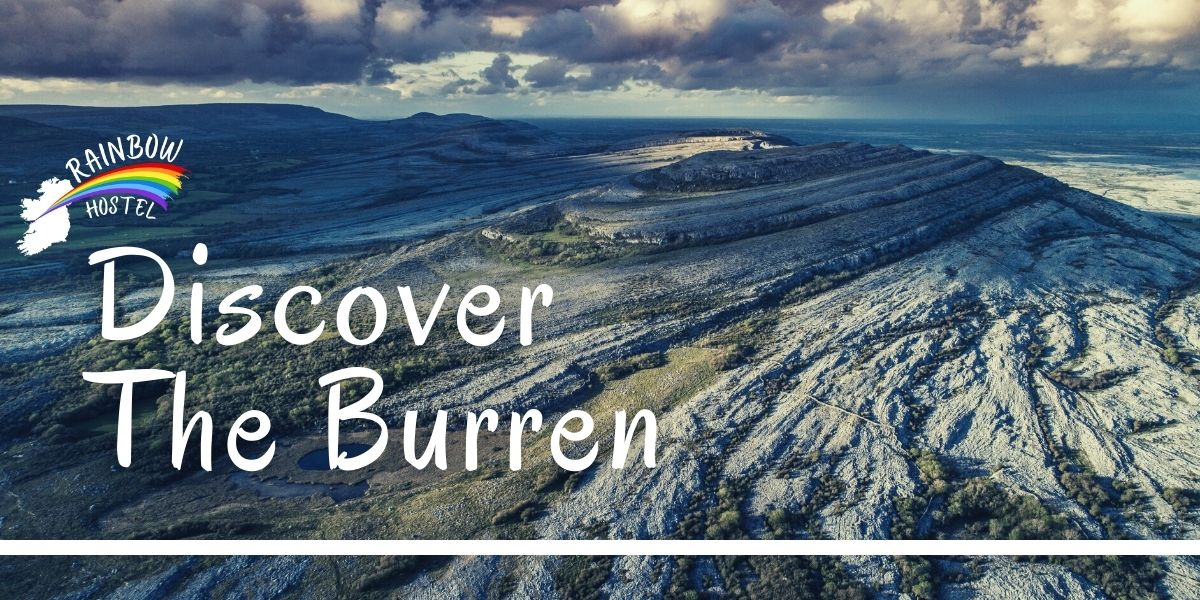 The Burren - Rainbow Hostel Doolin