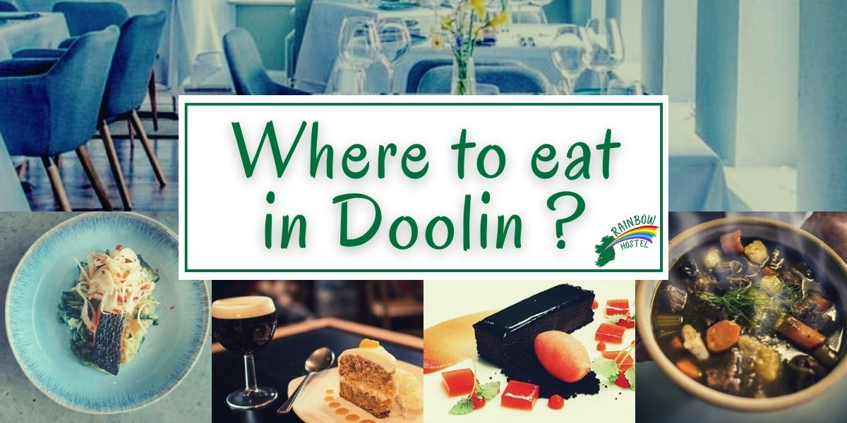 Best Places to Eat in Doolin - Rainbow Hostel