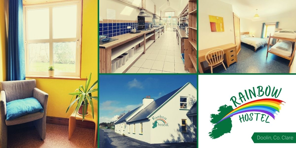 Rainbow Hostel Accommodation Doolin Co. Clare Ireland
